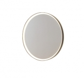 Burgbad Diva 2.0 - Leuchtspiegel 500 mm quarz metallic Bild 1