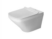 Duravit DuraStyle - Wand-Tiefspül-WC Set mit SoftClose WC-Sitz und Durafix Toilette