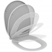 Ideal Standard Connect Air - WC-Sitz Wrapover mit Absenkautomatik soft-close weiß1