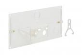 Geberit - Transparent protective plate
