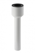 Geberit - Immersion tube with .Check connection socket for