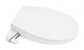 Grohe Bau Ceramic - Dusch-WC-Aufsatz weiß