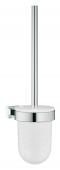 Grohe Essentials Cube - Toilettenbürstengarnitur