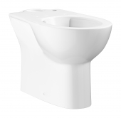 Grohe Bau Keramik - Stand-Tiefspül-WC ohne Spülkasten weiß