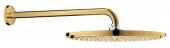 Grohe Rainshower Cosmopolitan - Kopfbrauseset 310 Brausearm 380 mm cool sunrise
