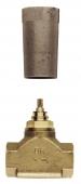Grohe - UP-Ventil-Unterteil DN 25 Gewindeanschluss 1