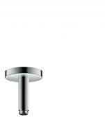 Hansgrohe Axor - Decken-Anschlussstück DN15 100 mm nickel gebürstet