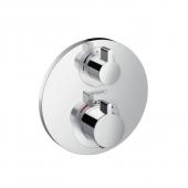 Hansgrohe Ecostat S - Thermostat Unterputz für 1 Verbraucher chrom