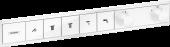 Hansgrohe RainSelect - Thermostat Unterputz Fertigset 5