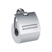 AXOR Montreux - Toilet roll holder polished nickel