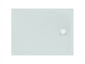 Ideal Standard Ultra Flat S - Rechteck-Brausewanne 1600 x 1000 x 30 mm quarzgrau Bild 1