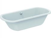 Ideal Standard Hotline Neu - Ovale Badewanne 1800 x 800 mm weiß