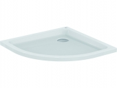 Ideal Standard HOTLINE NEU - Quarter-circle shower tray