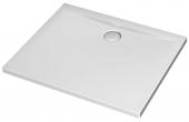 Ideal Standard Ultra Flat - Rechteck Duschwanne 900 x 800 mm weiß
