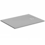 Ideal Standard Ultra Flat S - Rechteck-Brausewanne 1200 x 900 x 30 mm quarzgrau