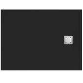 Ideal Standard Ultra Flat S - Rechteck-Brausewanne 1600 x 900 x 30 mm schiefer2
