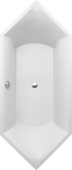 Villeroy & Boch Squaro - Bathtub 1900 x 800mm white