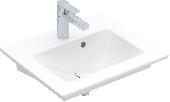 Villeroy & Boch Venticello - Handwaschbecken weiß alpin ceramicplus