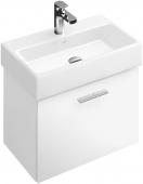 Villeroy & Boch Central Line - Waschtischunterschrank basic weiß / glossy white