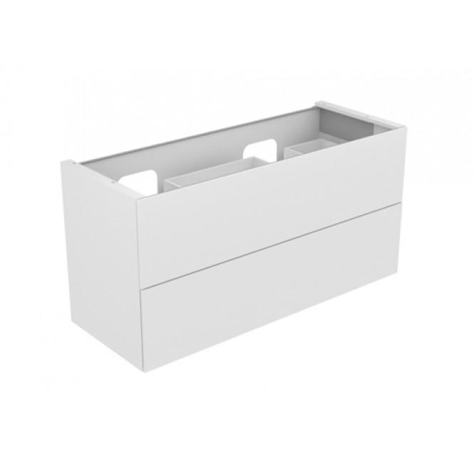 Keuco Edition 11 - Meuble 1400 avec éclairage intérieur LED blanche