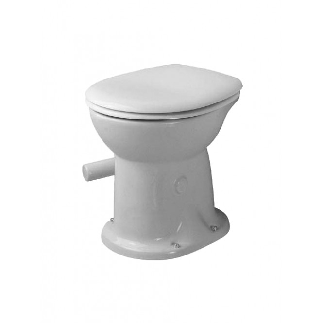 Duravit Duraplus - Stand-WC 470 mm
