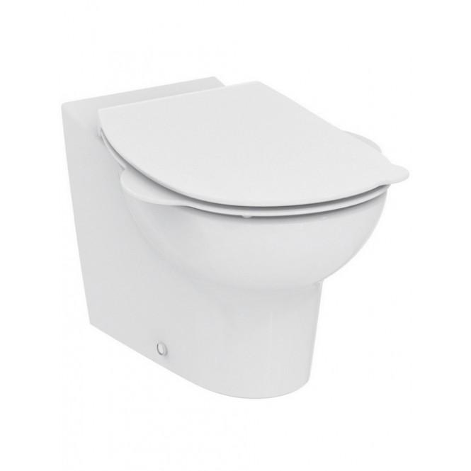 Ideal Standard CONTOUR - Stand-Tiefspül-WC CONTOUR 21, ohne Spülrand