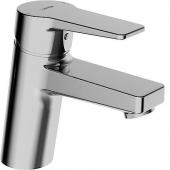 HANSA HansaTwist - Mitigeur monocommande lavabo taille XS sans garniture de vidage chrome