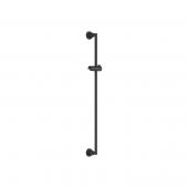 Dornbracht Tara - Wandrohr mit Schieber schwarz matt