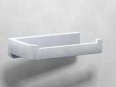 Dornbracht Lulu - Porte-rouleau de papier toilette platine mat