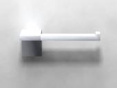 Dornbracht Symetrics - Porte-rouleau de papier toilette platine mat