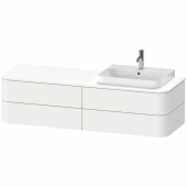 Duravit HappyD2Plus HP4973R3636