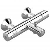 Ideal Standard CeraTherm - Badethermostat Aufputz Ausladung 174 mm chrom