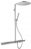 Hansgrohe Axor - Showerpipe 800 brushed nickel