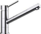 Blanco Kano - Küchenarmatur metallische Oberfläche Hochdruck chrom