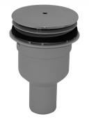 Duravit - Duschwannenablauf 90 mm chrom