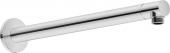 Duravit Universal - Brausearm L352 rund schwarz matt