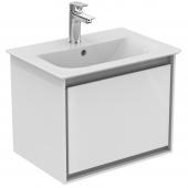 Ideal Standard Connect Air - Waschtisch-Unterschrank mit 500 x 360 x 400 mm weiß / hellgrau