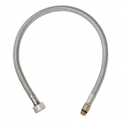 "Grohe - Druckschlauch 46255 flexibel M10 x 1 x 3 / 8"" 544 mm chrom"