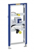 Geberit Duofix - Urinoir pour commande d'urinoir caché (VS) 112-130cm