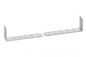 Geberit Duofix - Élément angle pour montants métalliques
