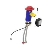 Ideal Standard Adapto - Handtuchhalter 345 x 87 x 25 mm chrom