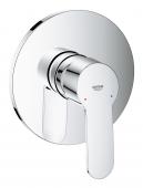 Grohe Eurostyle - Einhand-Brausebatterie Fertigmontageset für Rapido SmartBox chrom