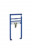 Grohe Rapid SL - Montageelement für Waschtisch mit Armaturenanschlüsse