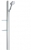 Hansgrohe Raindance Select S 120 - Brausenset Unica'E 1500 mm chrom