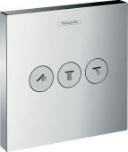 ansgrohe Select - Absperrventil Unterputz Shower