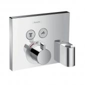 Hansgrohe ShowerSelect - Thermostat Unterputz für 2 Verbraucher chrom