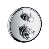 Hansgrohe Axor Montreux - Thermostat Unterputz mit Absperrventil