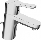 HANSA HansaPrimo - Mitigeur monocommande lavabo taille XS avec garniture de vidage chrome