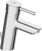 HANSA HansaVantisStyle - Mitigeur monocommande lavabo taille S avec garniture de vidage chrome