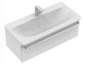 Ideal Standard Tonic II - Möbel-Waschtisch 1015 mm ohne Überlauf weiß